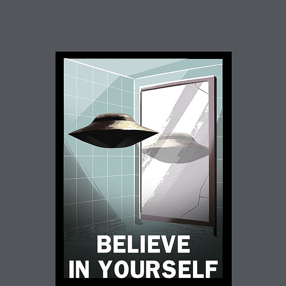 TeeFury: Believe in Yourself