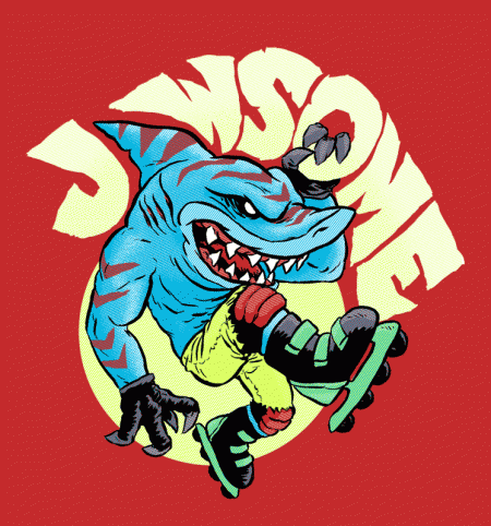 BustedTees: Jawsome