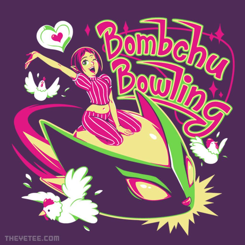 The Yetee: Bombchu Bowling