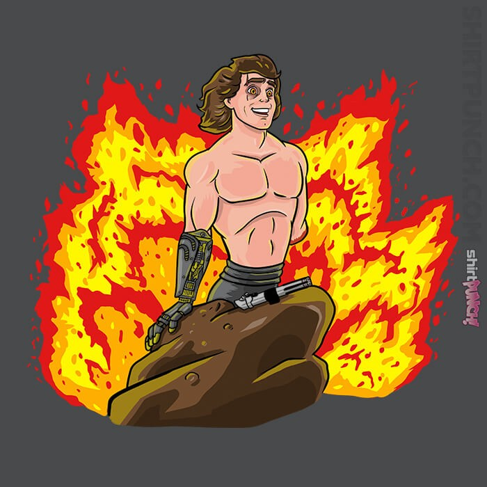 ShirtPunch: The Little Sith