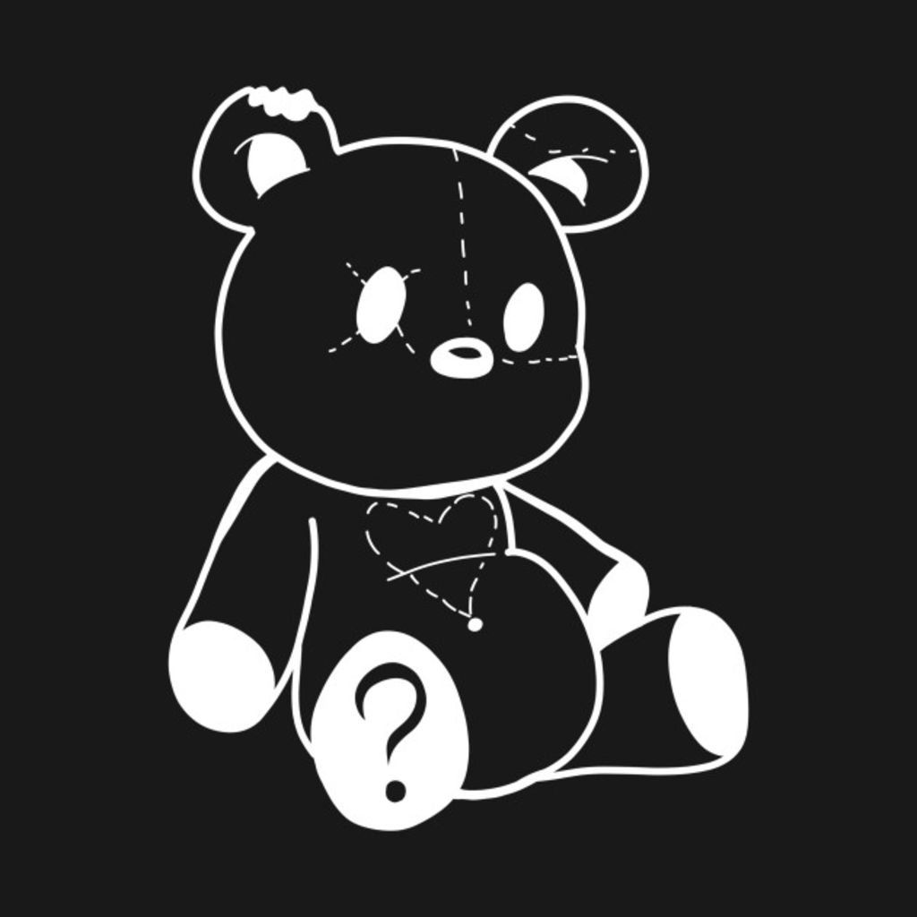 TeePublic: Patched (White)