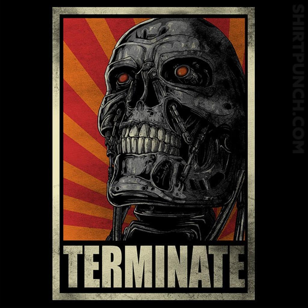 ShirtPunch: Terminate