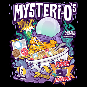 NeatoShop: Mysteri-O's