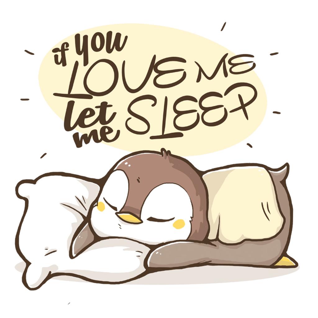 Pampling: Let me Sleep