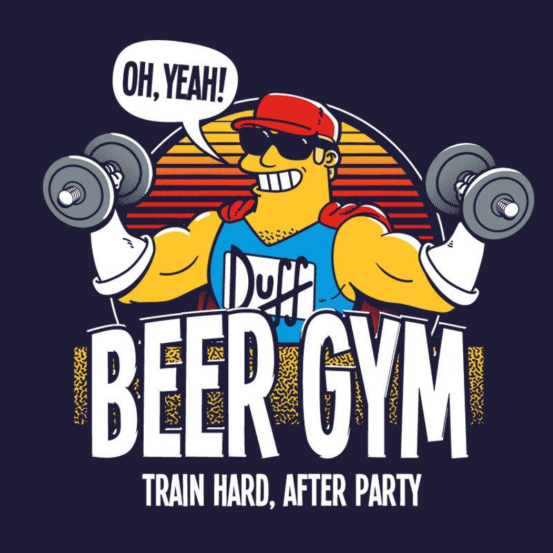 Pampling: Beer Gym