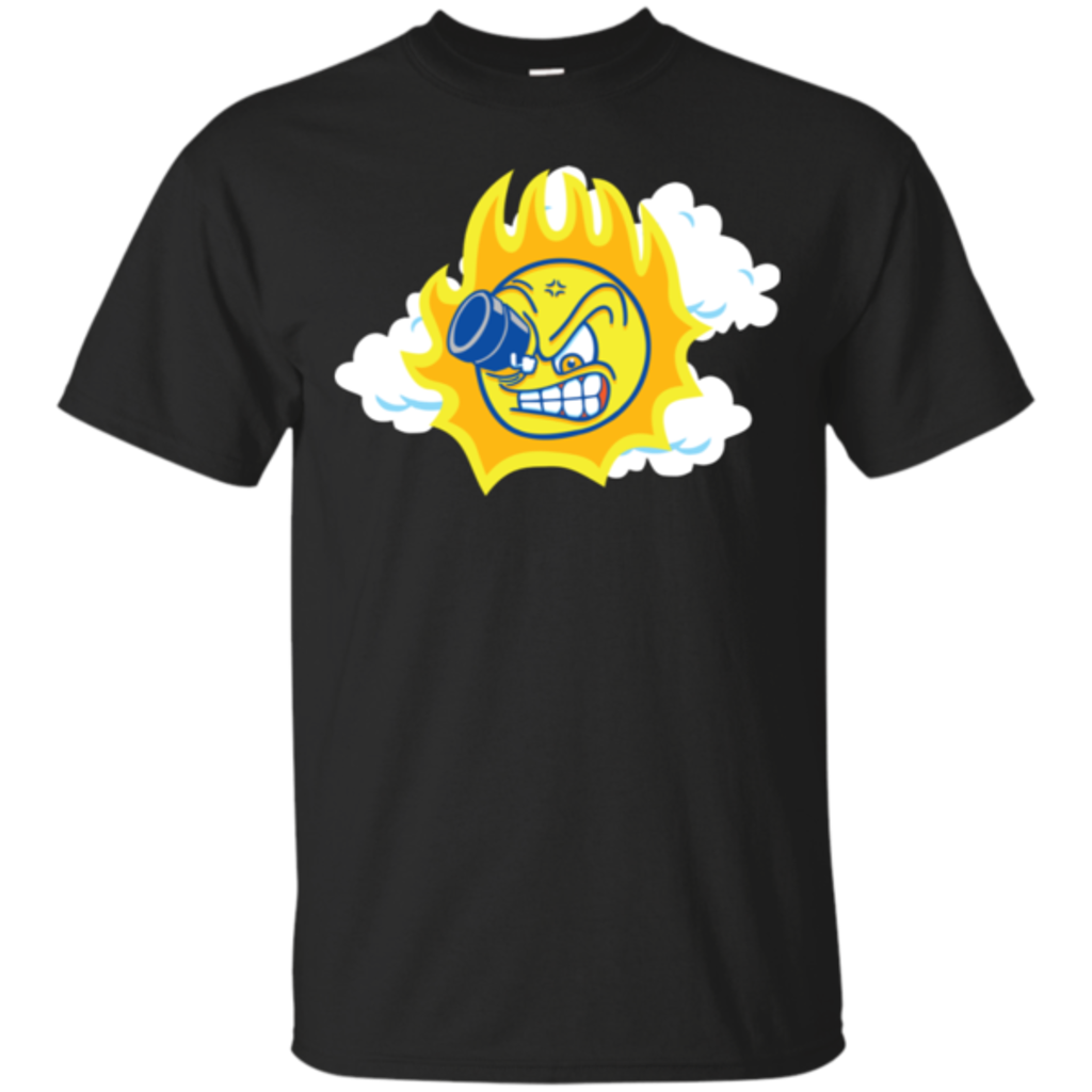 Pop-Up Tee: Journey To The Angry Sun