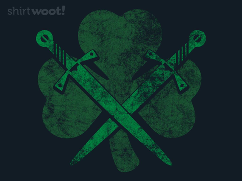 Woot!: The Irish Guards
