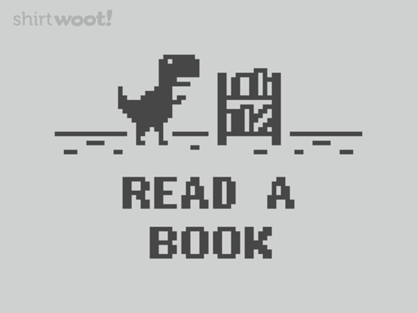 Woot!: Reading Dino - $15.00 + Free shipping