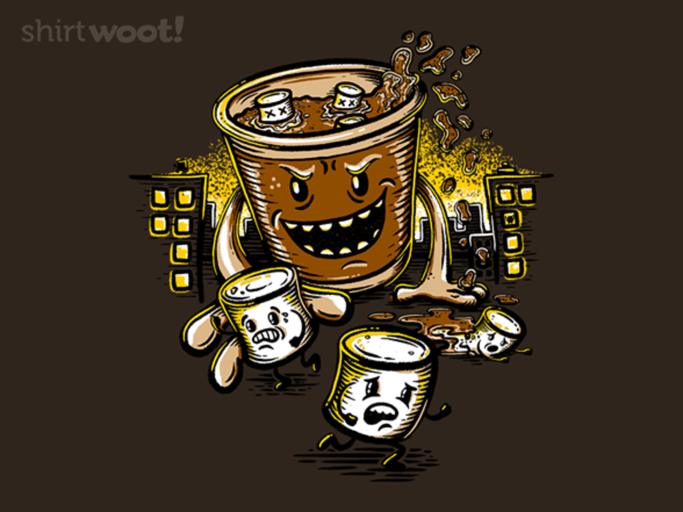 Woot!: Hot Cocoa Monster