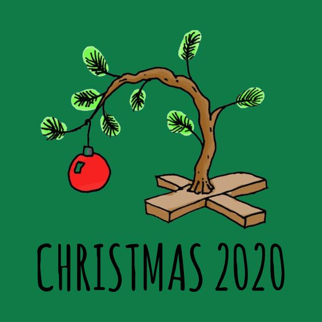 TeePublic: Christmas 2020 Sad Tree