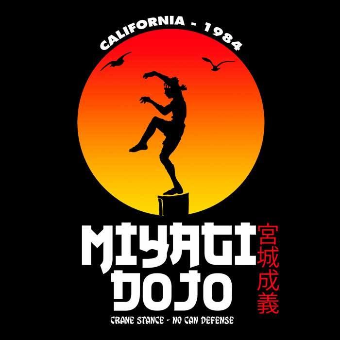 Once Upon a Tee: Miyagi Dojo