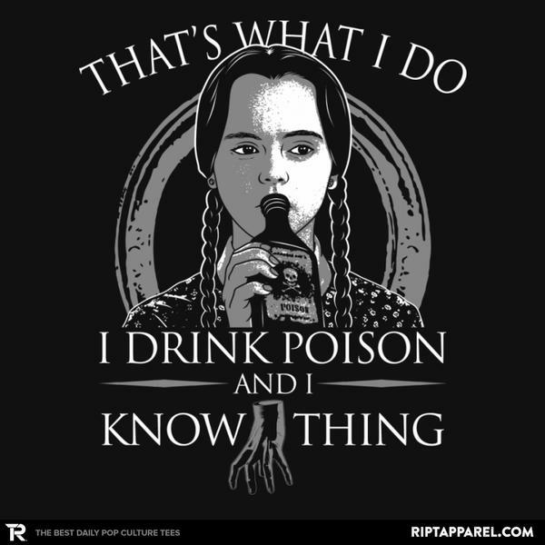Ript: I Drink Poison