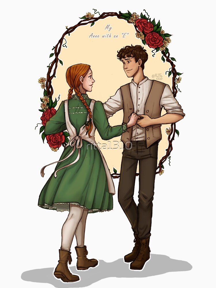 RedBubble: my anne