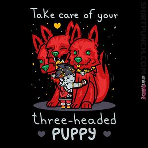 ShirtPunch: Three-Headed Puppy