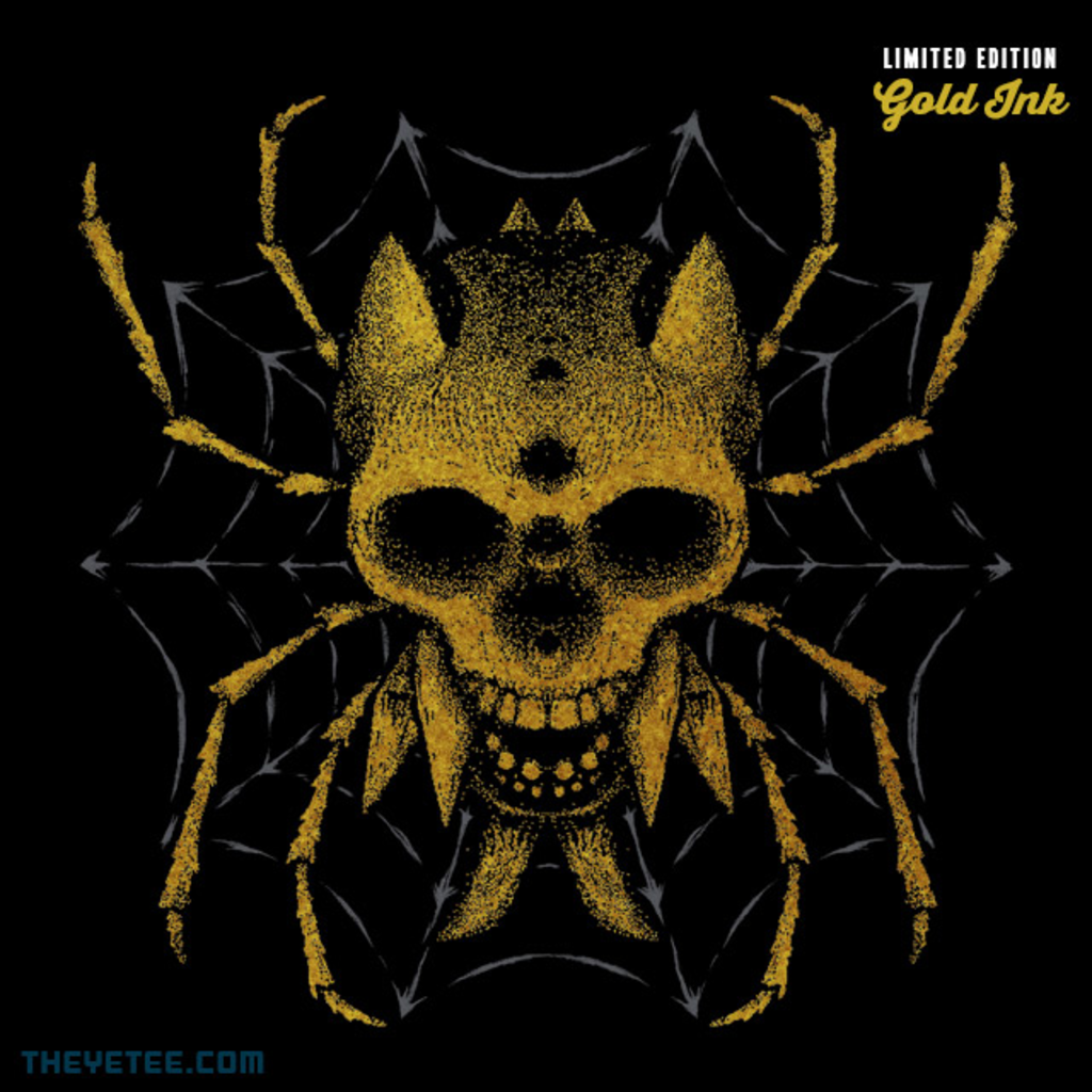 The Yetee: GOLDTULA