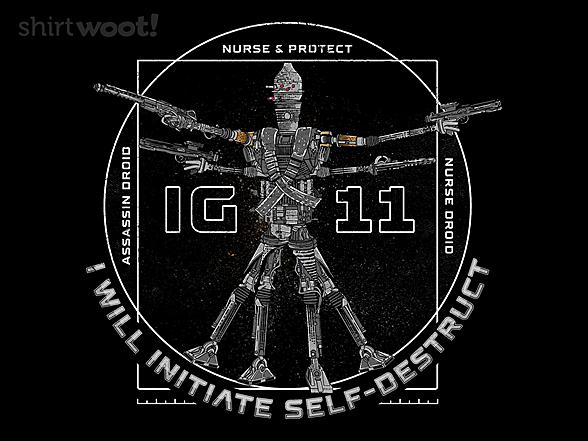 Woot!: Self Destruct