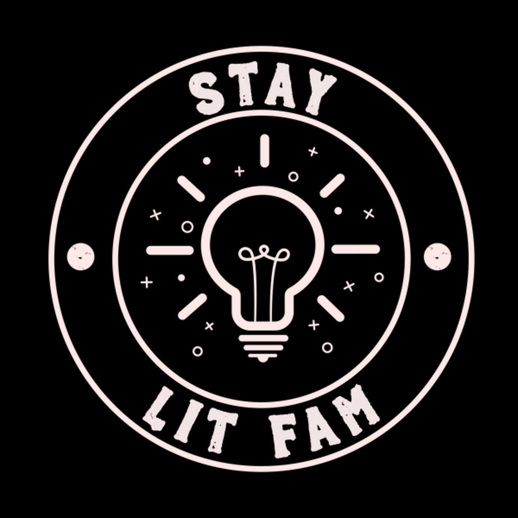 NeatoShop: Lit Meme Minimal Light Bulb