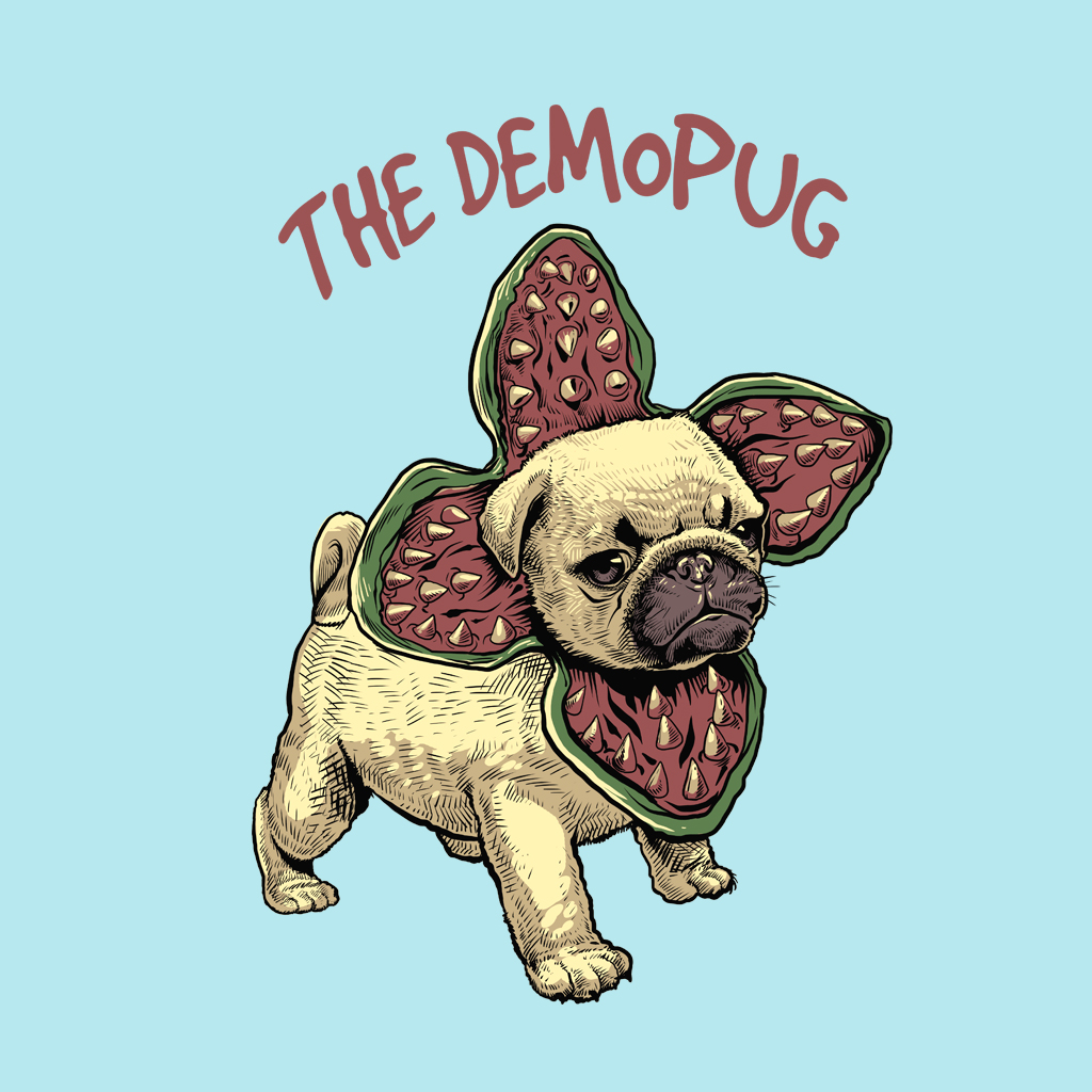 TeeTee: The DemoPug
