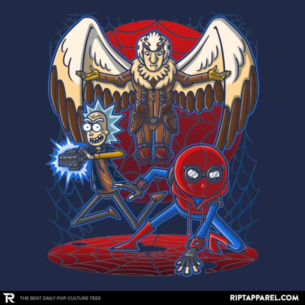 Ript: Spidermorty