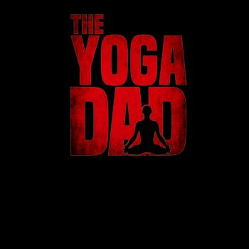 BustedTees: The Yoga Dad T Shirt