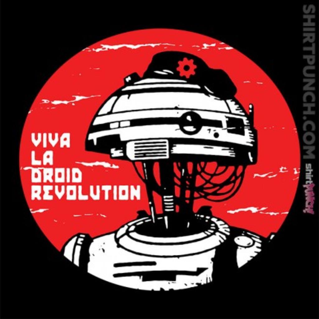 ShirtPunch: L3 Revolution