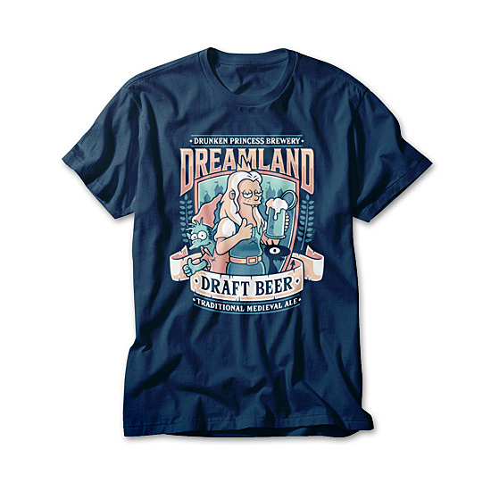 OtherTees: Dreamland Draft Beer