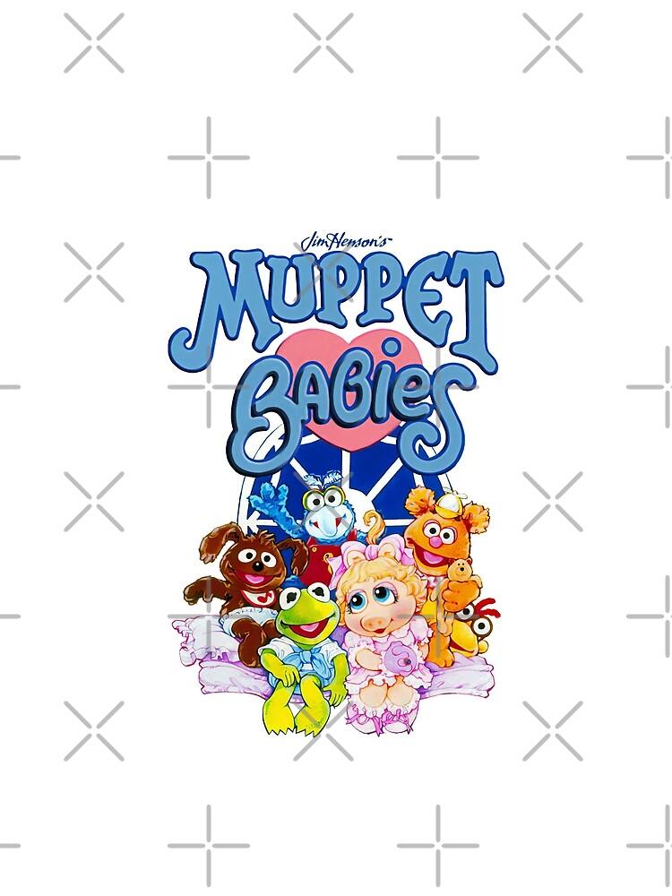 RedBubble: Muppet Babies