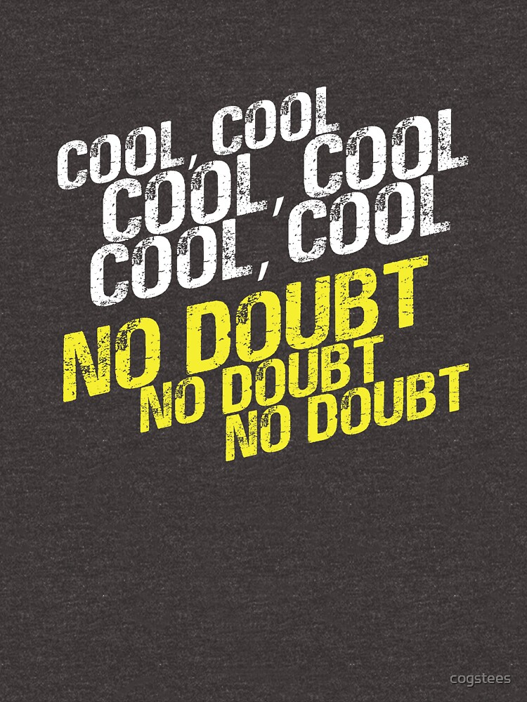 RedBubble: Cool, No Doubt