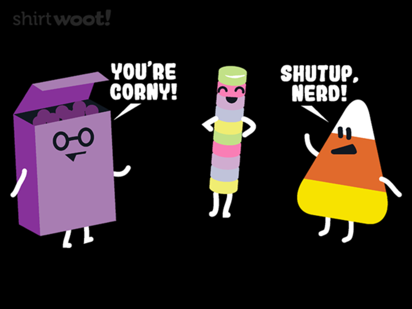 Woot!: Candy Talk