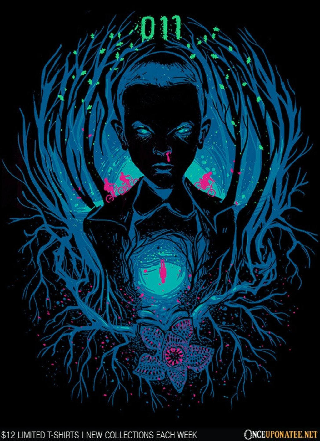 Once Upon a Tee: Eleven