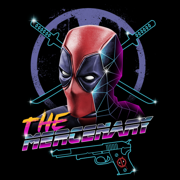 NeatoShop: Rad Mercenary