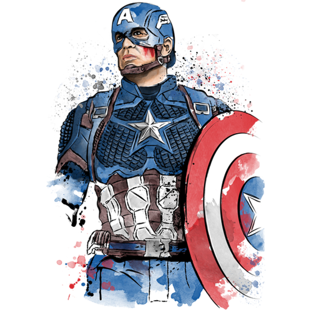 NeatoShop: Captain Watercolor