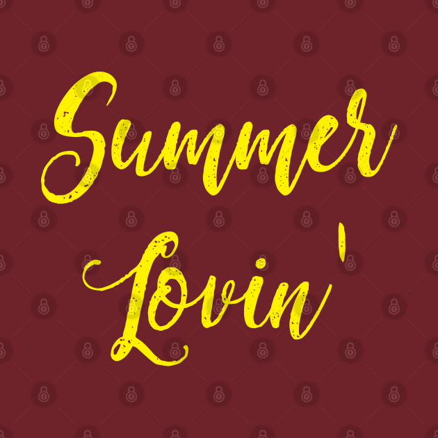 TeePublic: Summer Lovin' ,Short Sleeve, Summer Tee, Vacation Tee, Everyday Tee, Unisex Shirt, Graphic Tee, Funny Tees, DAM Creative,