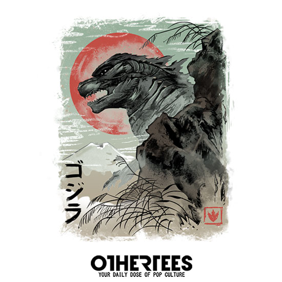 OtherTees: Kaiju-e