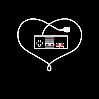 BustedTees: NES Love