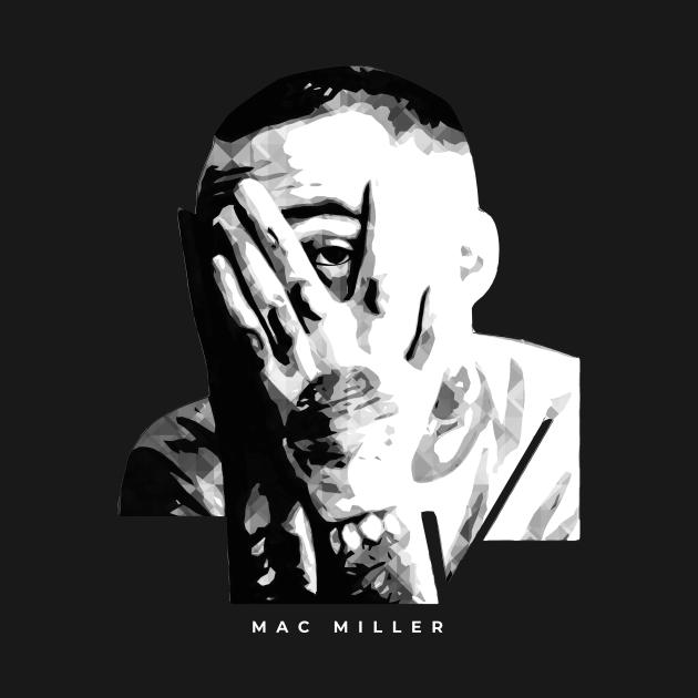 TeePublic: Mac Miller