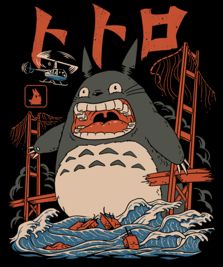 Qwertee: The Neighbor's Attack