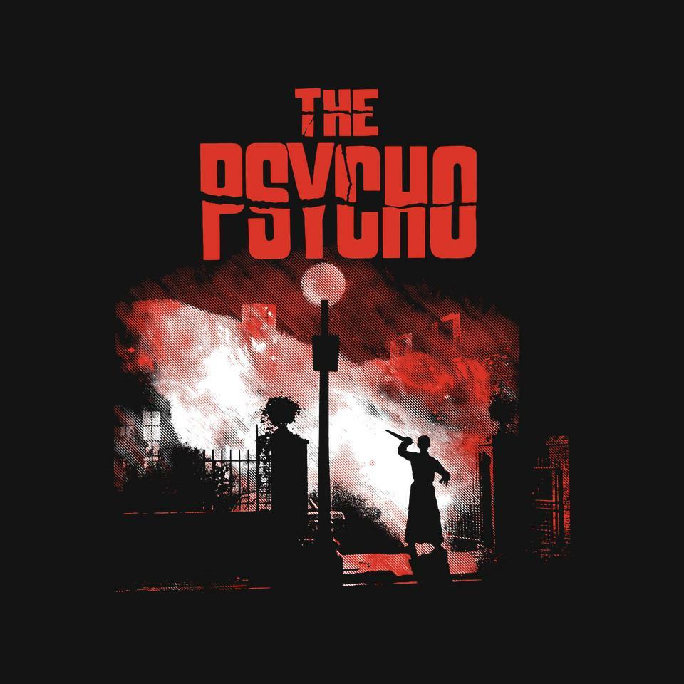 TeeFury: Classic Psycho