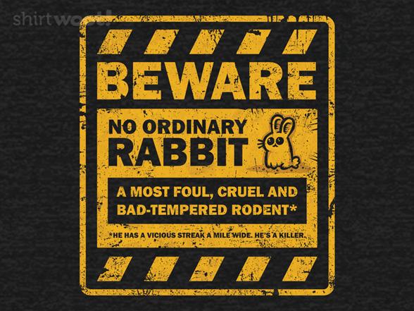 Woot!: That's No Ordinary Rabbit!