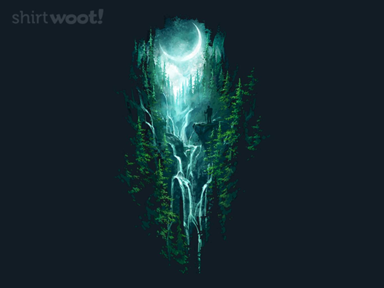 Woot!: Wandering Waterfalls