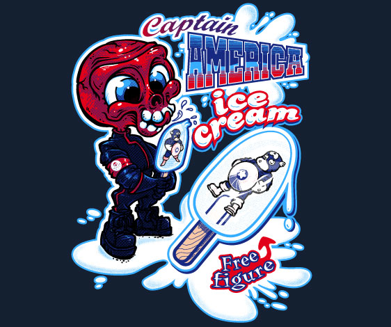 GraphicLab: American Ice Cream