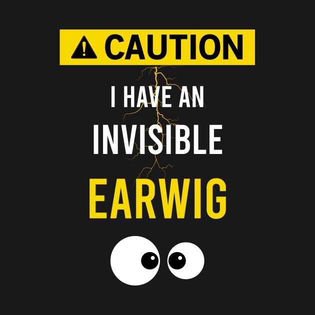 TeePublic: Invisible Earwig
