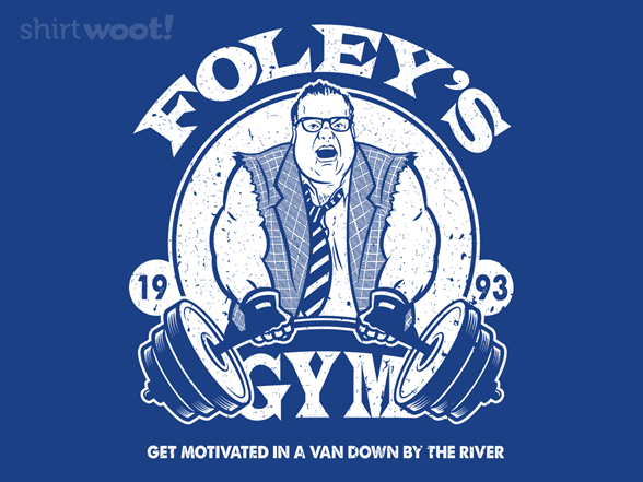Woot!: Motivational Gym