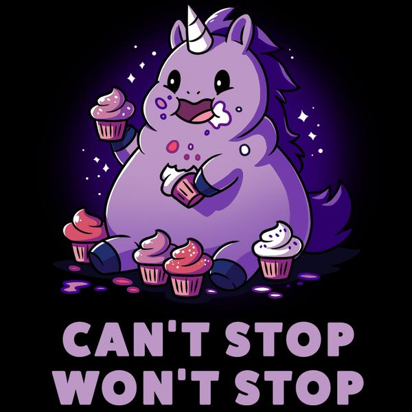 TeeTurtle: Can't Stop. Won't Stop.
