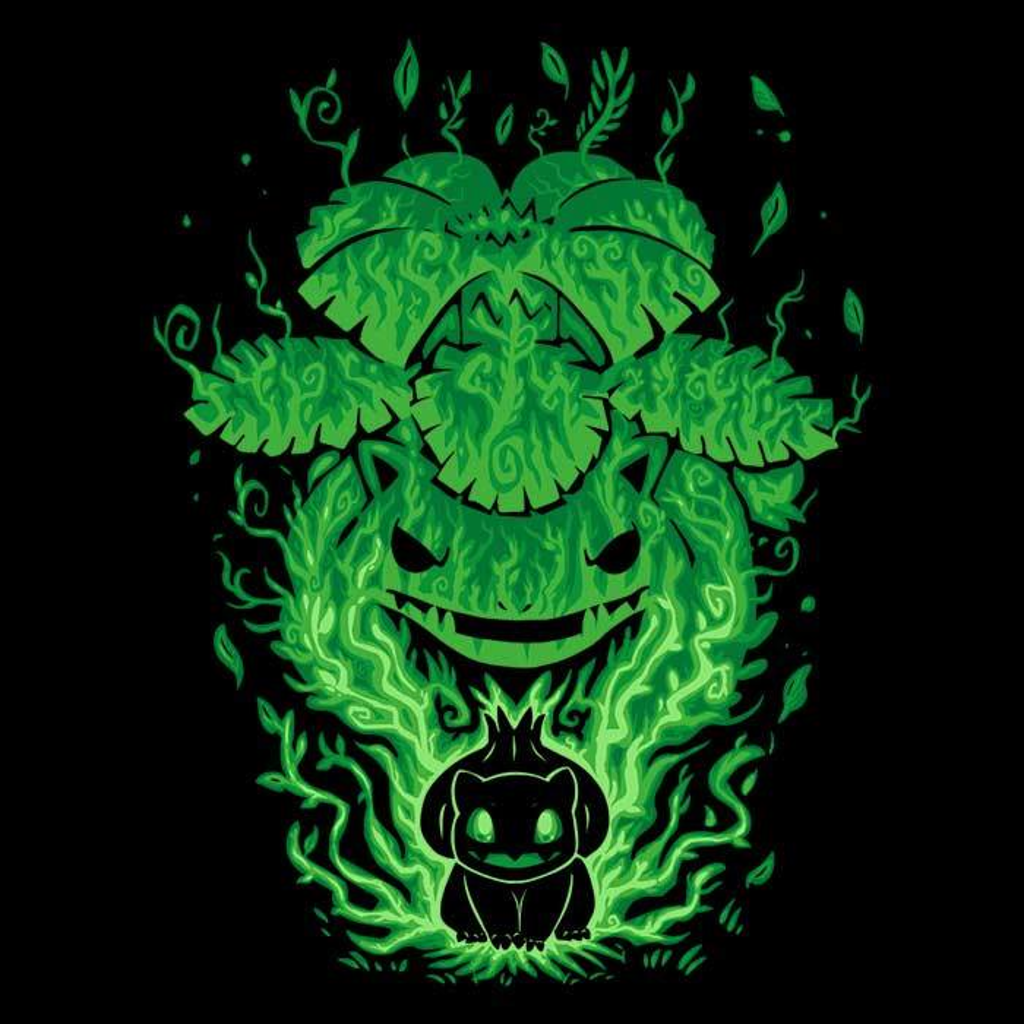 Once Upon a Tee: Evolution of Grass