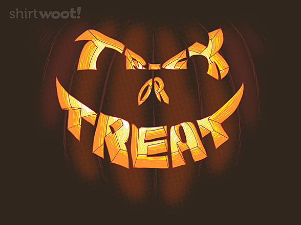 Woot!: Trick or Treat Face