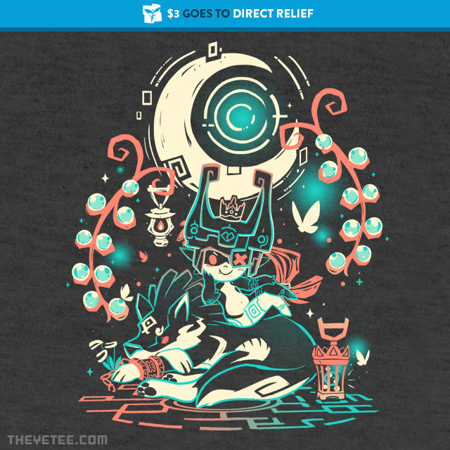 The Yetee: Princess of Twilight