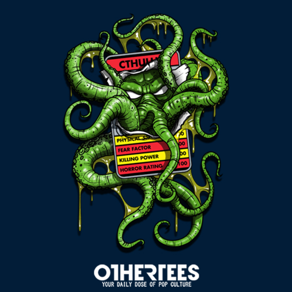 OtherTees: Master Of Horrors