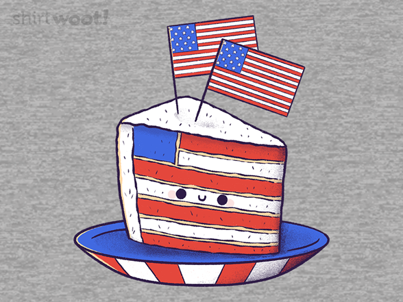 Woot!: American Cake