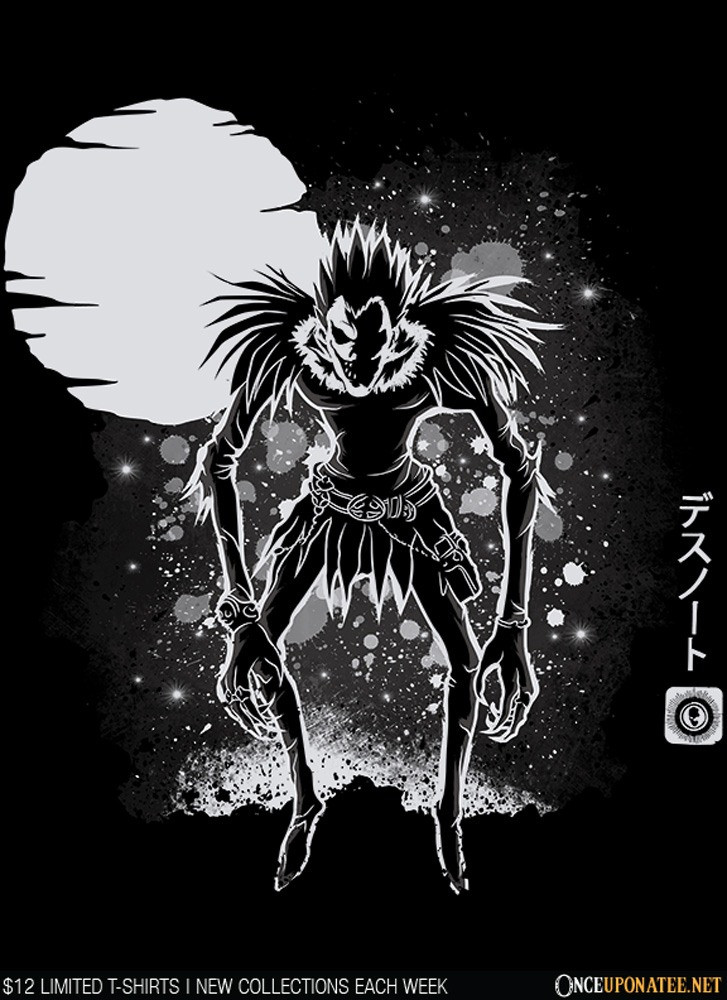 Once Upon a Tee: The Shinigami